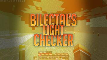 Bilectal's Light Level Checker! Minecraft Texture Pack