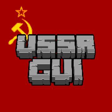 Soviet Styled GUI Minecraft Texture Pack