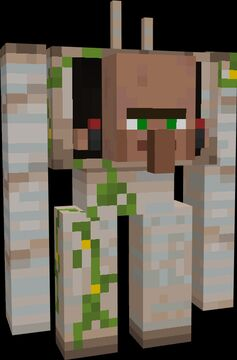 Piloted Golem Minecraft Texture Pack