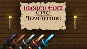 EpicAdventure-Rpg-32x Minecraft Texture Pack