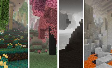 Eden: 1.16 Nether Resource Pack Minecraft Texture Pack