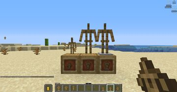 Cosmetics and Utilities Pack Minecraft Texture Pack