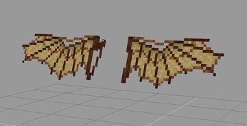 Da Vinci's Elytra Minecraft Texture Pack