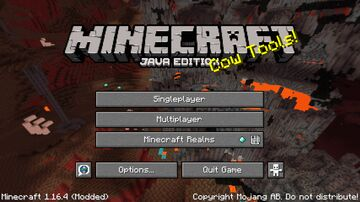 New Nether Panorama Minecraft Texture Pack