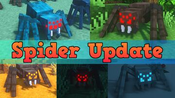 Blueberryjelly's super 3D animated mob pack V1.2 Minecraft Texture Pack