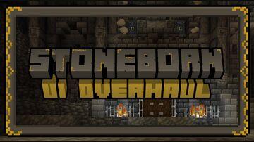 STONEBORN - Dwarven-Fantasy Inspired UI Overhaul Minecraft Texture Pack