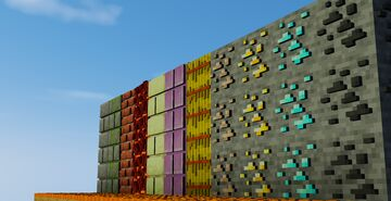N0do's 3D Pack V2.0 Minecraft Texture Pack