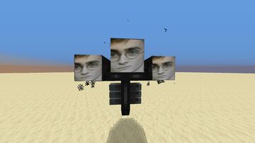 Herry Pooter Minecraft Texture Pack