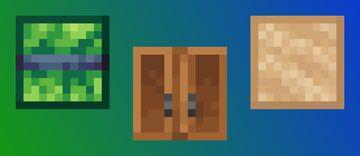 Modded Flat - 2D Items Minecraft Texture Pack