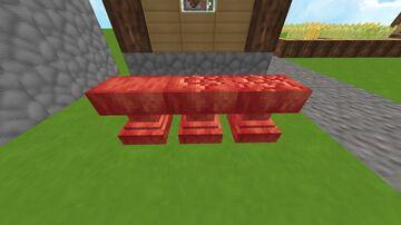 Yanfei Anvil (Genshin Impact) Minecraft Texture Pack