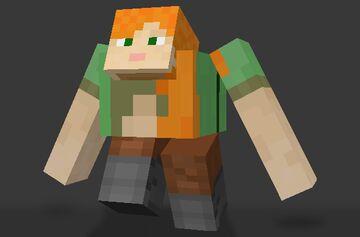 ChinckenSkin -slim Minecraft Texture Pack