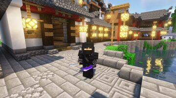 Ninja Pack Minecraft Texture Pack