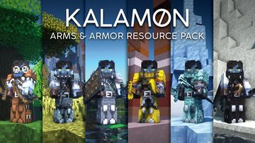 Kal's Arms & Armor (Java 1.16) Minecraft Texture Pack