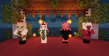 Averoo's Mythical Villagers (Optifine) Minecraft Texture Pack