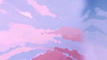 Pink Anime Sky By Boodigar (Read Description) Minecraft Texture Pack