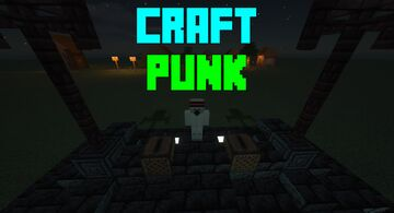 Craft Punk- A Daft Punk Resource Pack (Requires Optifine) Minecraft Texture Pack