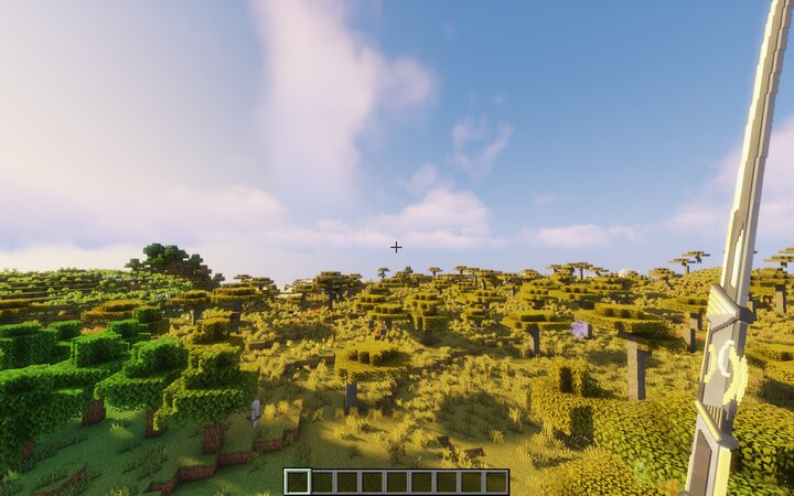 Shaders in the day