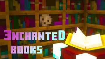 3nchanteD Books (ForeverVanilla) Minecraft Texture Pack