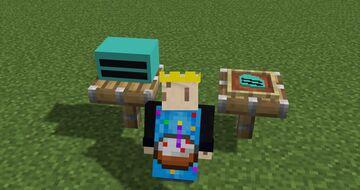 Reddit Cakeday Cake Minecraft Texture Pack