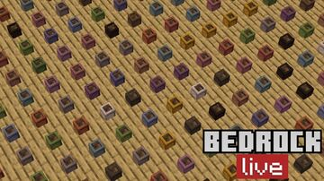 Multicolored Flower Pots Minecraft Texture Pack