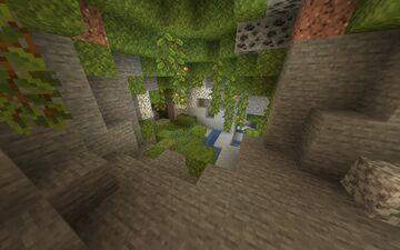 New Lighting 1.18+ (Internal Shaders without Optifine) Minecraft Texture Pack