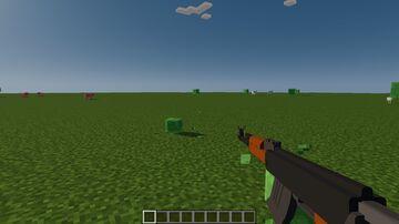 Kosantu's 3D guns pack Minecraft Texture Pack