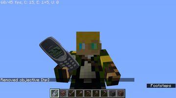 Nokia Pog Minecraft Texture Pack
