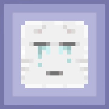 Crying Ghasts - Java Minecraft Texture Pack