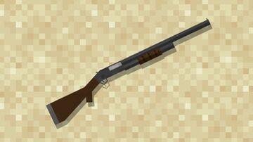 Trench Gun Minecraft Texture Pack