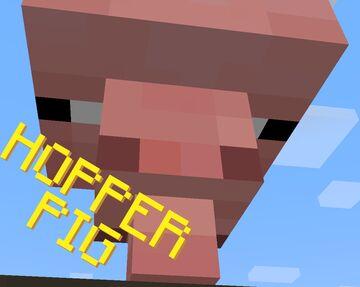Hopper pig Minecraft Texture Pack