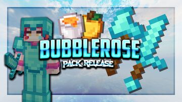 BubbleRose Default [16x] FPS PVP Pack (collab with tenoch) Minecraft Texture Pack