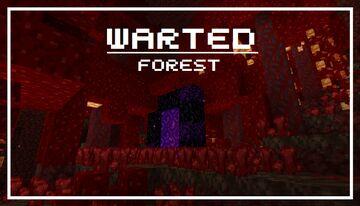 Crimson Reimagination [1.16+]: Warted Forest Minecraft Texture Pack