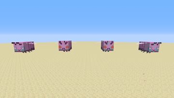 OwO Bees Minecraft Texture Pack