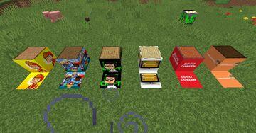 LCCRAFT Pack Textures Alpha ! Minecraft Texture Pack