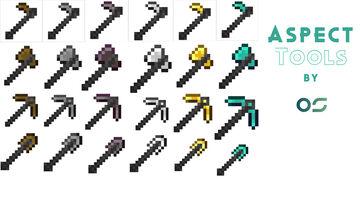 Aspect Tools Minecraft Texture Pack