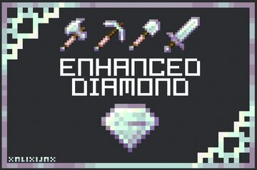 xali's Enhanced Diamond Minecraft Texture Pack