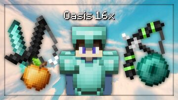 Oasis 16x - Pack release Minecraft Texture Pack
