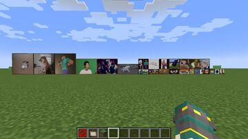 Kam's paintings Minecraft Texture Pack