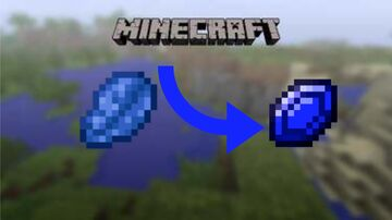 Dye to Gems Minecraft Texture Pack