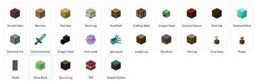 Custom Windows Icons Minecraft Texture Pack