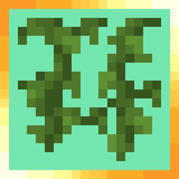 Vines overlay (1.15.x - 1.17.x) Minecraft Texture Pack