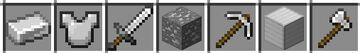 Ironer Iron Minecraft Texture Pack