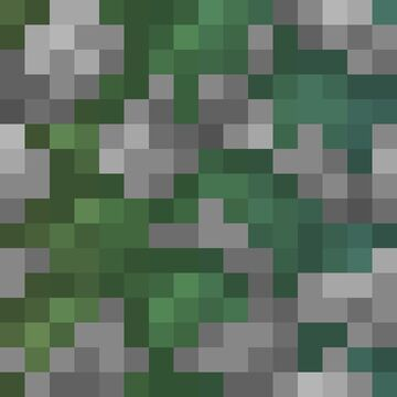 Mossy Colors Minecraft Texture Pack