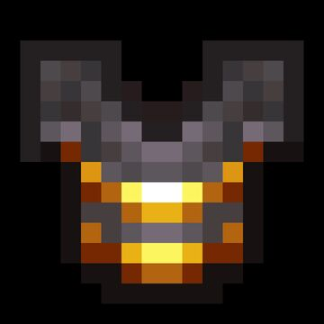 Golden Netherite Minecraft Texture Pack