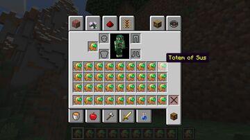 Sus Totem (kill me) Minecraft Texture Pack