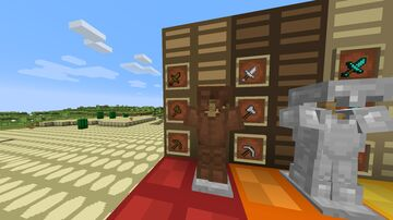 Llamas Basic Survival Pack 1.17 + 1.16 Minecraft Texture Pack