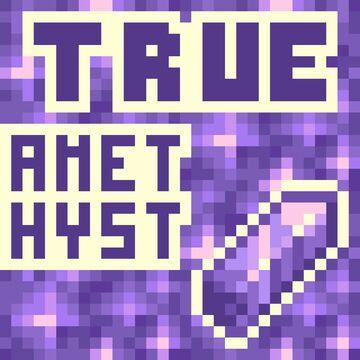 True Amethyst (16x) Minecraft Texture Pack