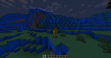 Minecraft Earth icon as grass and dirt blocks Minecraft Texture Pack