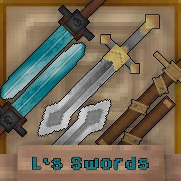 L's Swords Minecraft Texture Pack