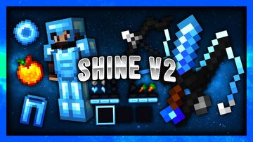 Shine V2 - 16x Texture Pack Minecraft Texture Pack